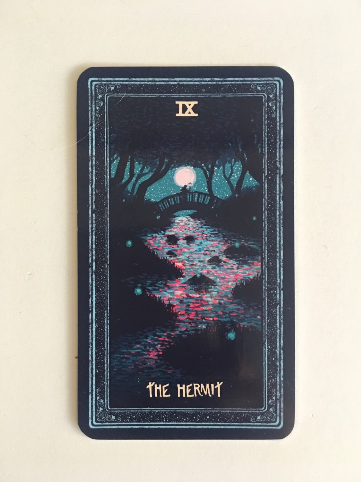 Tarot Card of the Day: TheHermit