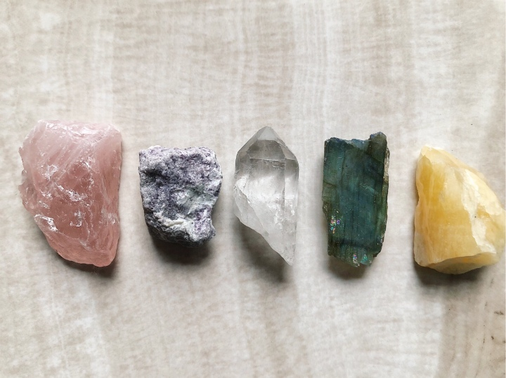 Start Your Crystal Toolkit with These 5 Stones